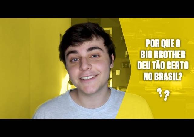 Por que o Big Brother deu tão certo no Brasil? | SUPER Responde