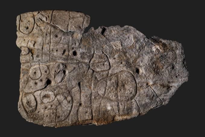 Esta pedra de 4 mil anos pode ser o mapa mais antigo conhecido na Europa