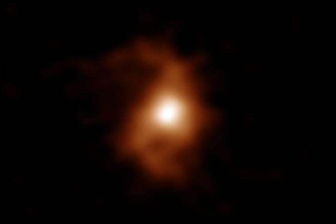 Cientistas descobrem galáxia espiral mais antiga já vista
