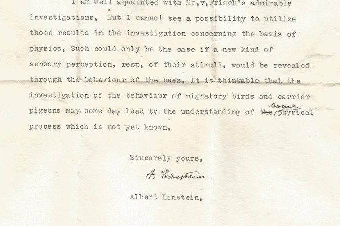 Carta Einstein