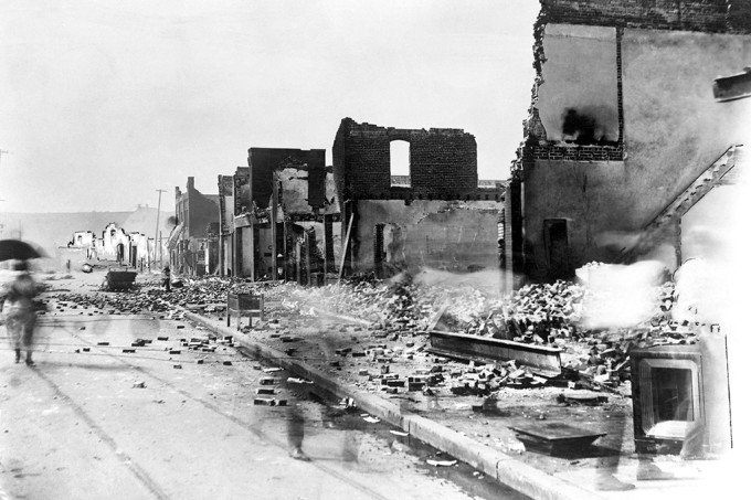 100 anos do massacre racial de Tulsa
