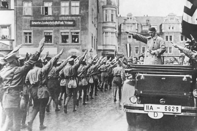 Evergreen   Afinal, o nazismo era de esquerda ou de direita?
