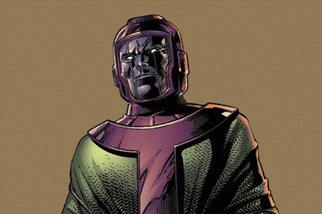 Kang, o Conquistador, um viajante temporal de um futuro alternativo.