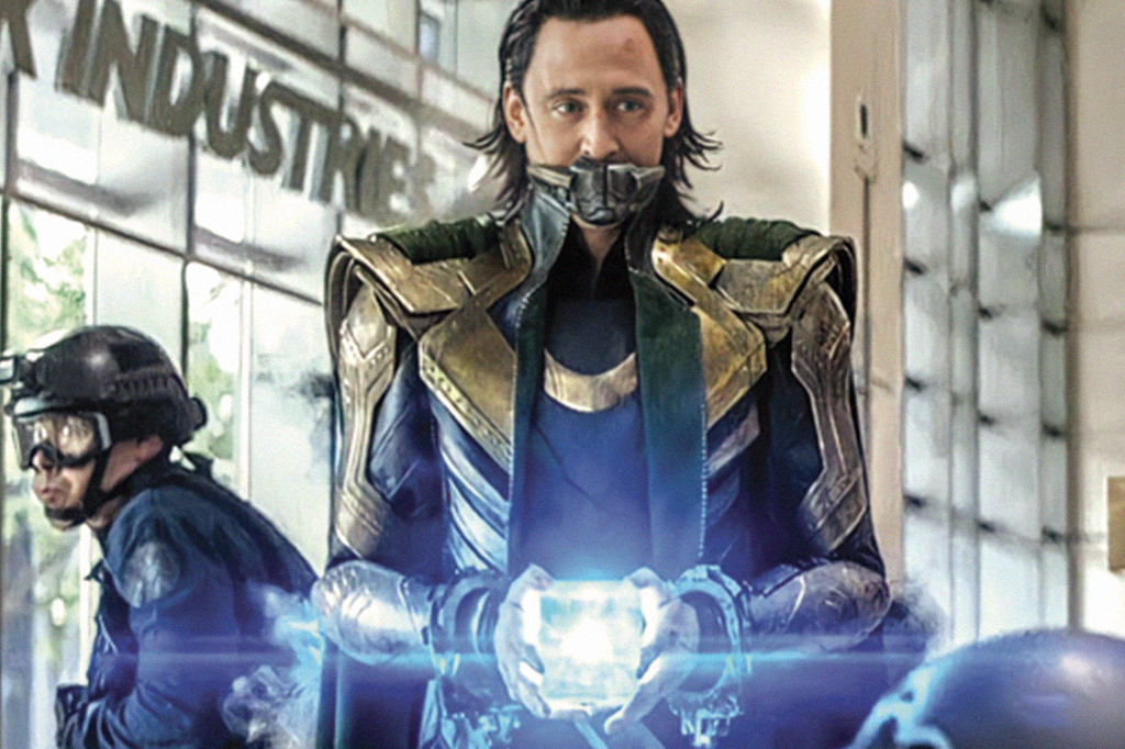 Versão alternativa de Loki, presente na série.