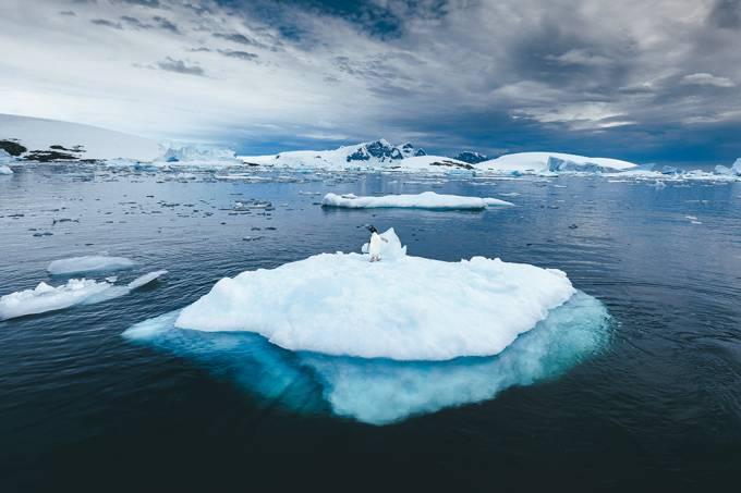 A Terra possui cinco oceanos, afirma a National Geographic
