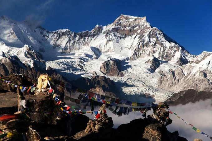 Cientistas encontram vírus de 15 mil anos em geleiras tibetanas