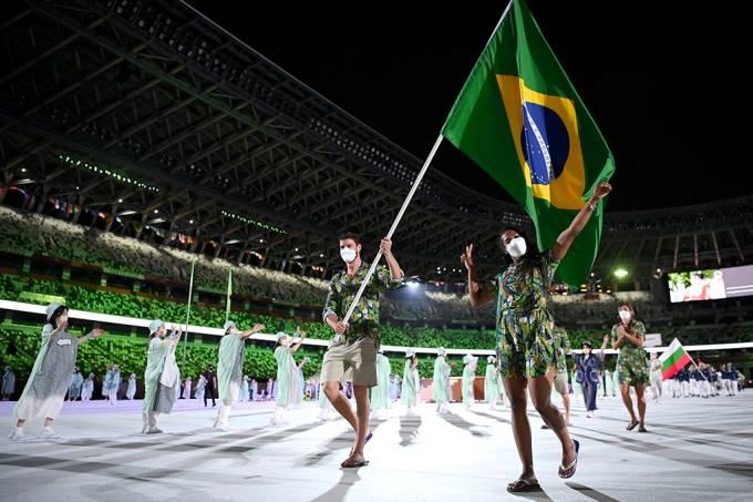 Como é a ordem alfabética japonesa – que mandou o Brasil para o final da fila na abertura