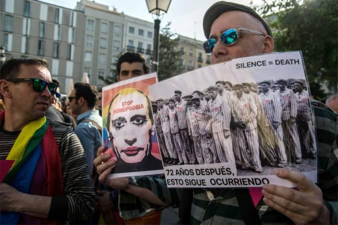 Evergreen 10 países mais perigosos para ser gay