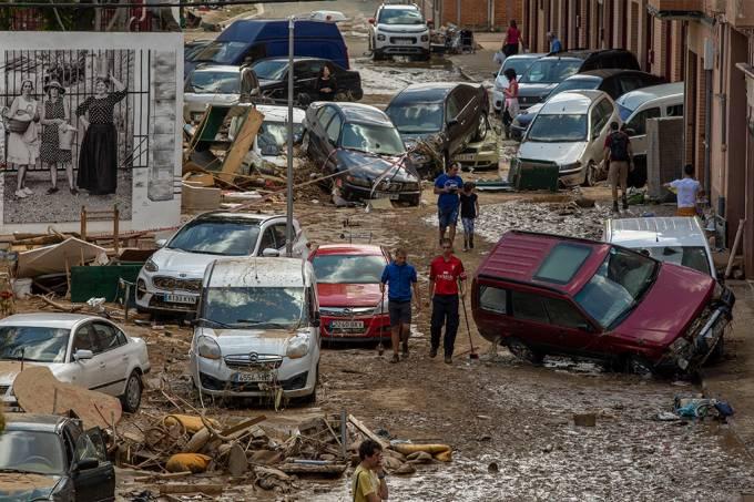 Inundações catastróficas podem atingir a Europa com muito mais frequência, diz estudo