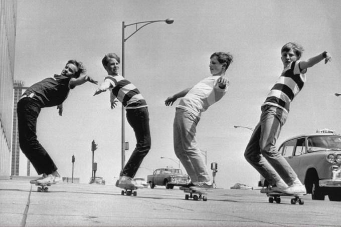 Os reis do asfalto