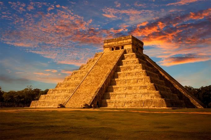 Registros fecais apontam que maias foram afetados por mudança climática