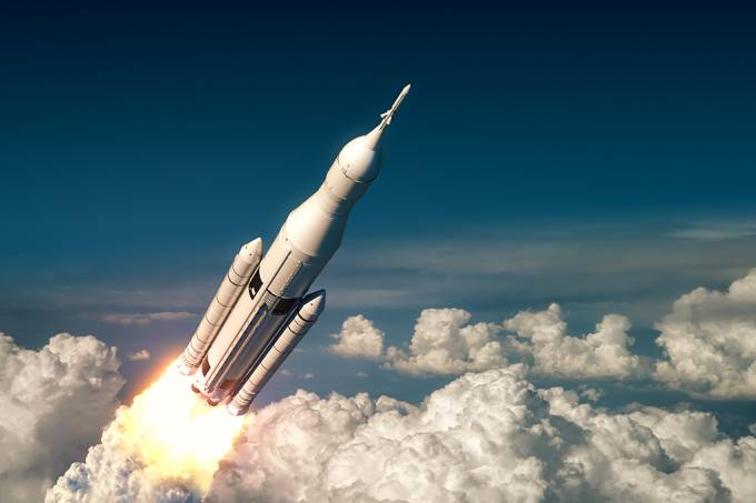 ORCL | Por que os foguetes se incendeiam ao reentrar na atmosfera?