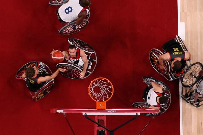 Arquivo Como funciona o basquete em cadeira de rodas