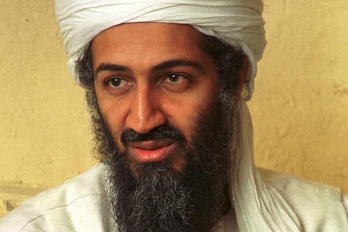 Arquivo consertado A vida doméstica dos Bin Laden