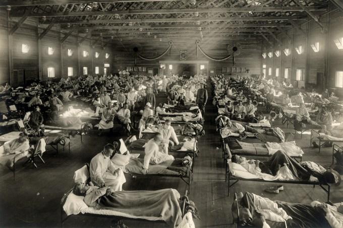 Cientistas calcularam a probabilidade de surgir uma outra pandemia no futuro