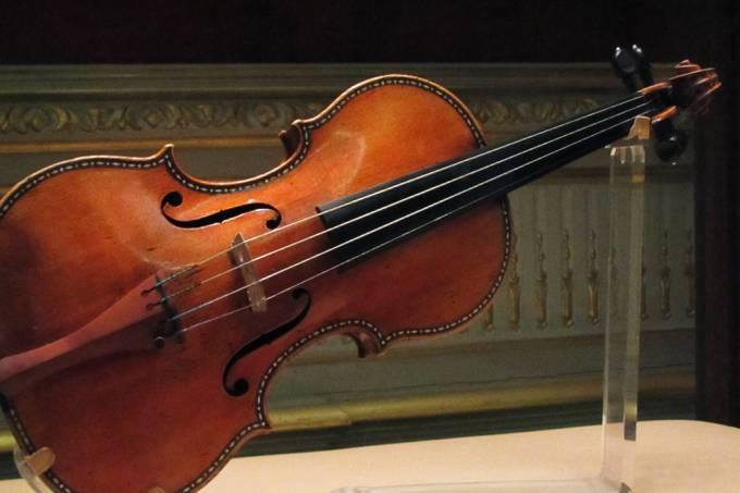 Estudo confirma teoria sobre o segredo dos violinos Stradivarius