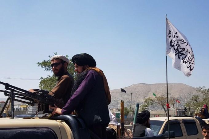 Linha do tempo Afeganistão 1