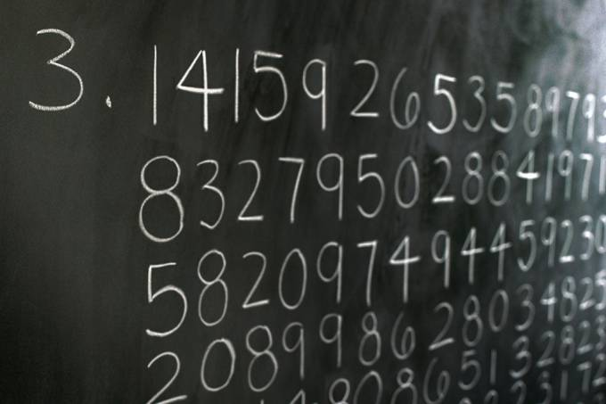 Pesquisadores suíços calculam 62,8 trilhões de dígitos do número pi