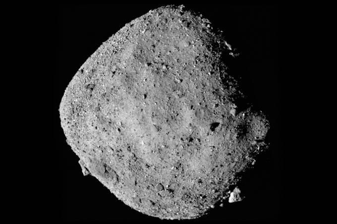 Chances do asteroide Bennu atingir a Terra são baixas, calcula Nasa