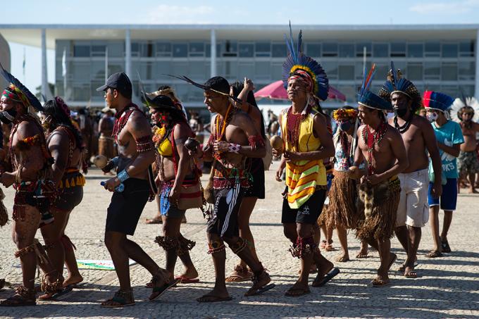 marco temporal – povos indígenas