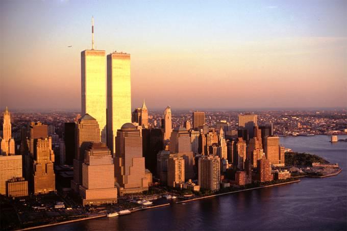 Revista E se o 11 de setembro não tivesse acontecido