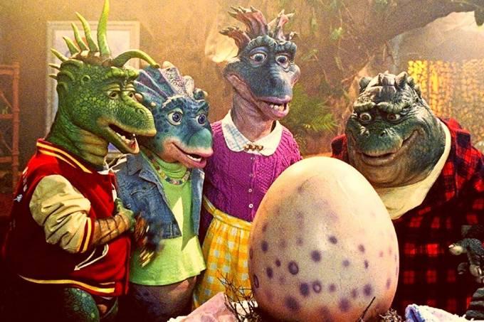 """Como era gravada a série """"Família Dinossauro""""?"""