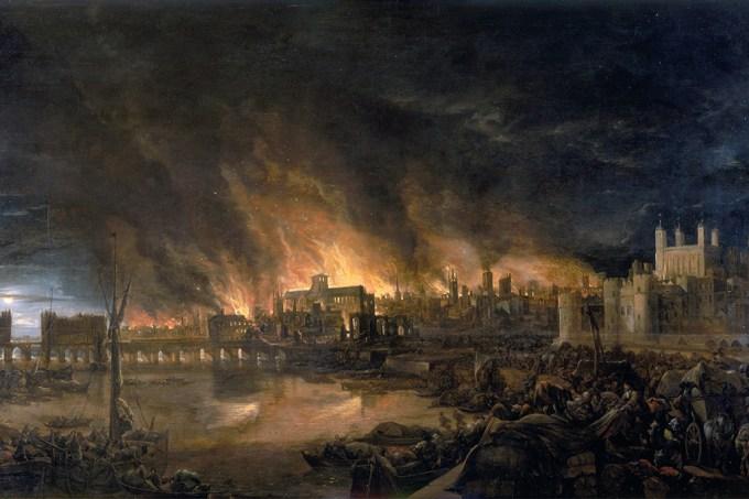 Aniversário do Grande Incêndio de Londres