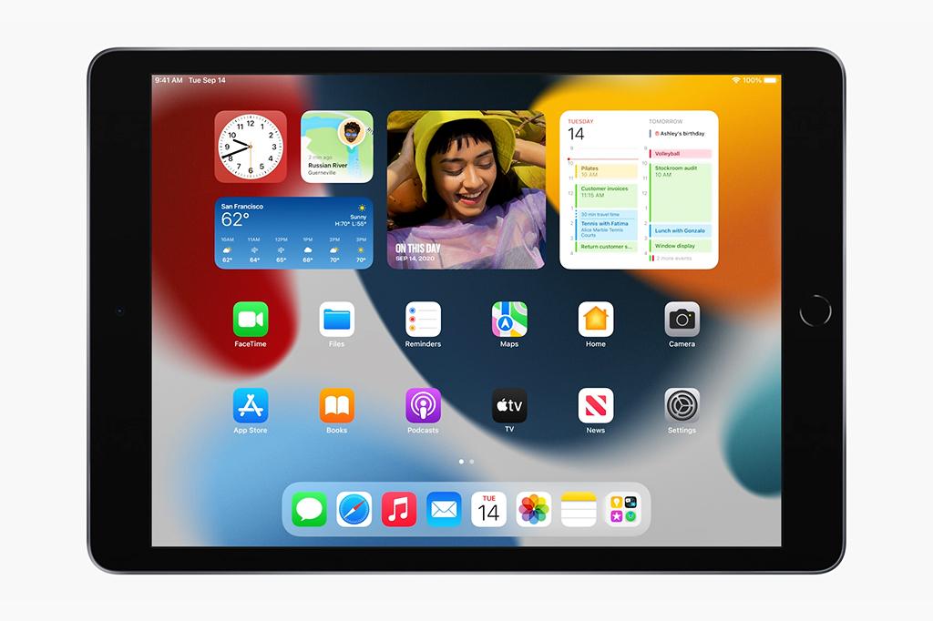 Novo iPad.