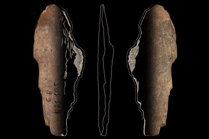 Cientistas encontram evidências de produção de roupas por humanos há 120.000 anos