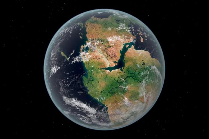 Blog No começo, quase ninguém acreditou que os continentes se moviam