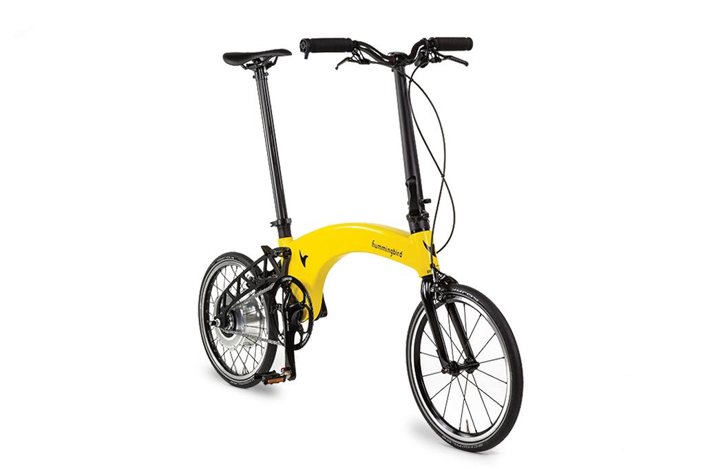 Foto da bicicleta elétrica Hummingbird Electric